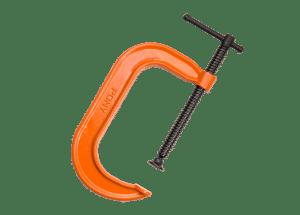 classic pony light-duty c clamp. pony jorgensen c-clamps